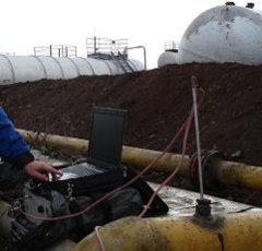 Определение компонентного состава нефтяного газа