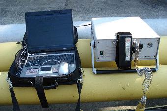 Газовый хроматограф для определения компонентного состава газа