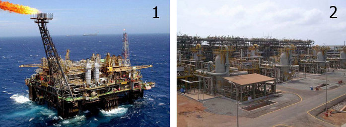 Добыча нефти на континентальном шельфе