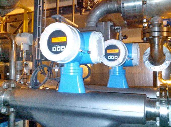 Узел учёта компримируемого газа в компрессорных установках