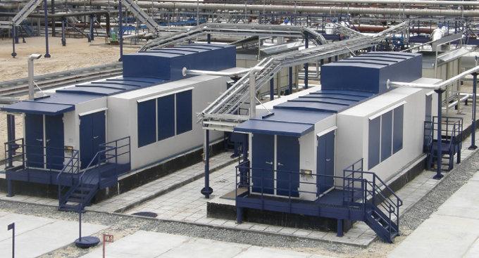Вакуумные компрессорные установки ЭНЕРГАЗ работают на попутном газе с давлением 0,001 МПа