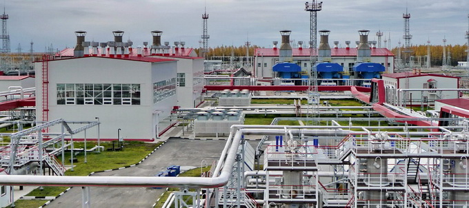 Крупнейший энергоцентр собственных нужд – ГТЭС Талаканского месторождения 144 МВт