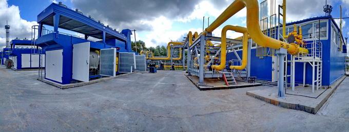 Система комплексной газоподготовки и топливоснабжения ЭНЕРГАЗ