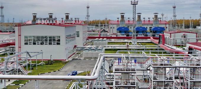ГТЭС Талаканского месторождения в Якутии работает на попутном газе